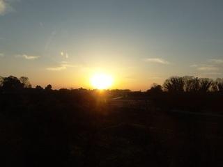 005 18.01.18 007 東京大神宮へ初詣・車窓から日の出.jpg