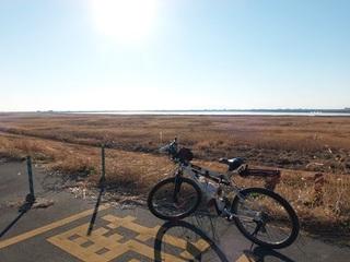 14.01.16 渡良瀬サイクリング 017 到着.jpg