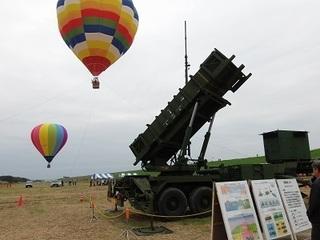 020 16.10.30 スカイフェスティバル 030 パトリオット発射台.jpg